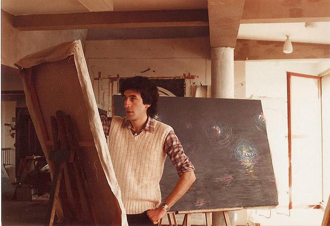 artiste peintre patrick salducci
