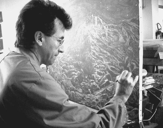 Artiste peintre Marseille