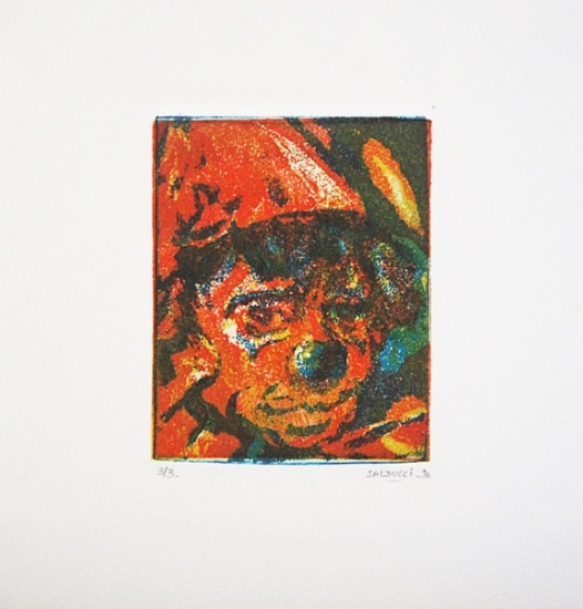 1990 gravure
