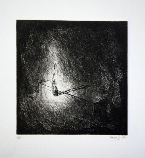 1991 gravure