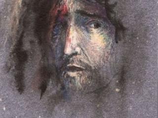1992 gouache, encre sur papier couleur (2)