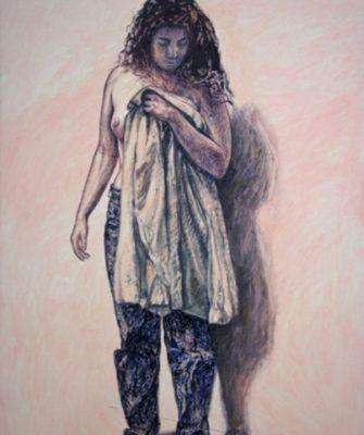 1995 Huile sur toile 130 95cm