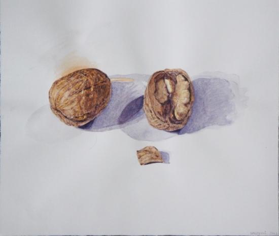 2013 aquarelle 32 28 cm