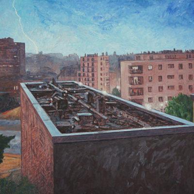 Peinture Saint Juste Marseille Patrick Salducci