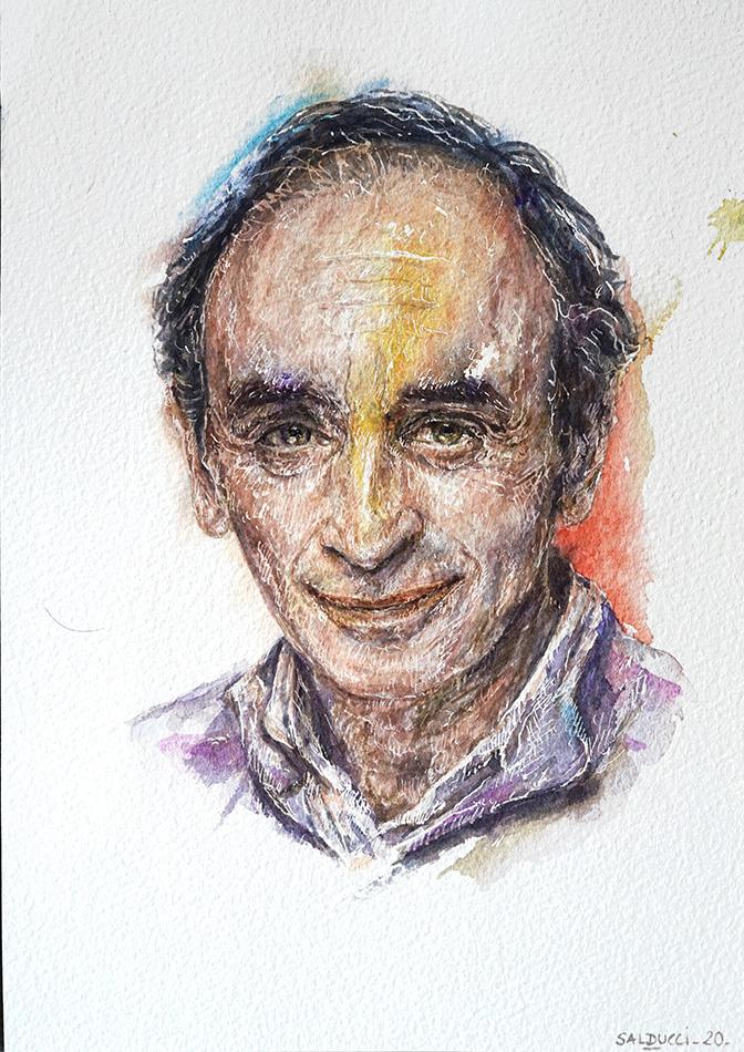 Portraitiste Marseille Patrick Salducci