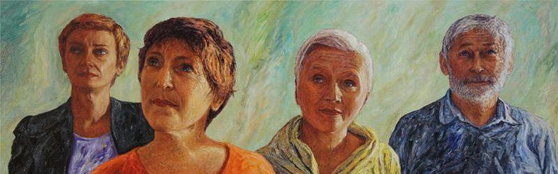 artiste peintre Portraitiste Marseille