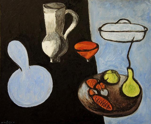 Reproductions de Grand Peintre Matisse